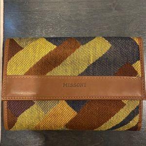 🤎MISSONI wallet. Authentic, brand new.